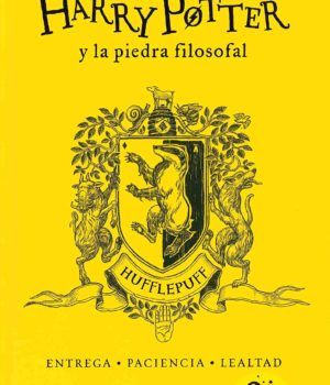Harry Potter Haffelpuff Librillos