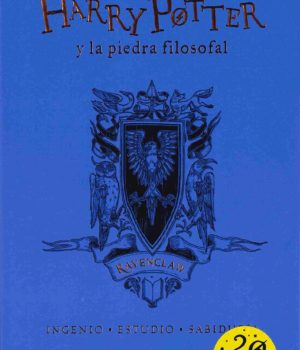 Harry Potter Ravelclaw Librillos