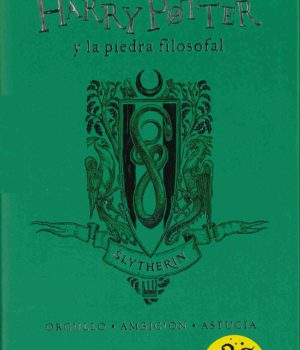 Harry Potter Slicerin Librillos